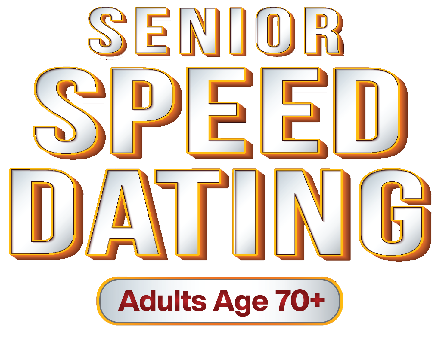 Senior Speed Dating